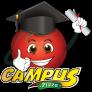 Campus Pizza Restaurant Logo