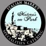 Matera's on Park Italian Market Logo