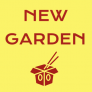 New Garden Restaurant Logo
