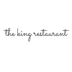 The King Restaurant Logo
