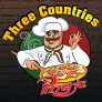 Three Countries Pizzeria Logo