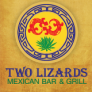 Two Lizards Mexican Bar & Grill Logo