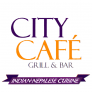 City Cafe Grill & Bar Logo