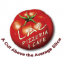 Laz Pizzeria Logo
