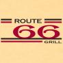 Route 66 Cafe Logo