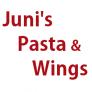 Juni's Pasta & Wings Logo