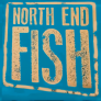 North End Fish & Sushi Logo