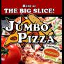 Jumbo Slice Pizza Logo