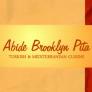 Abide Brooklyn Pita Logo