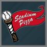 Stadium Pizza Logo
