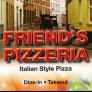 Friend's Pizzeria Logo