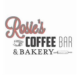 Rosie's Coffee Bar & Bakery Logo