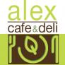 Alex Cafe & Deli Logo