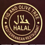 Fig & Olive Tree Logo