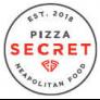 Pizza Secret  Logo
