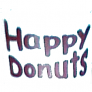 Happy Donuts Logo