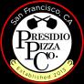 Presidio Pizza Company Logo