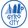Gyro City Restaurant Logo
