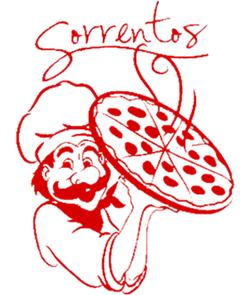 Sorrento Pizzeria (Williamsbridge Rd) Logo