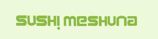 Sushi Meshuna - Borough Park Logo