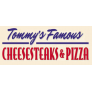 Tommy's Famous Cheesesteaks & Pizza Logo
