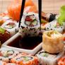 Wa Sushi & Thai Logo