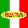 Roma Pizza and Pasta Logo