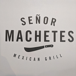 Señor Machetes Logo