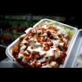 El-Zahraa Halal Food Logo