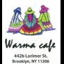 Warma Cafe- Williamsburg Logo