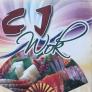 CJ Wok Logo