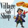 Village Sub Shop Logo