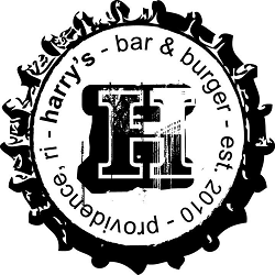 Harry's Bar & Burger (Main St) Logo