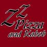 ZZ Pizza and Kabob Logo