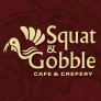 Squat and Gobble Cafe (Castro) Logo