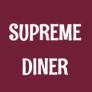 Supreme Diner Logo
