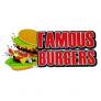 Famous Burgers Logo