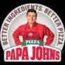 Papa John's Pizza - Pomona Logo