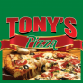 Tony's pizzeria - Bronx Logo
