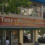 Tony's Pizza On Nostrand Logo
