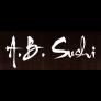 AB Sushi Logo