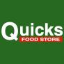 Quicks Food Store Logo