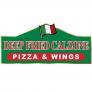 Deep Fried Calzone Pizza & Wings Logo