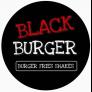 Black Burger Logo