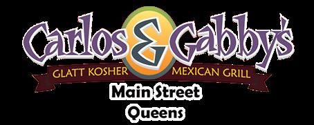 Carlos & Gabby's - Queens Logo