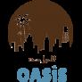 Oasis Falafel Brooklyn Logo