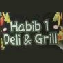 Habib 1 Deli Logo