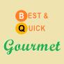 Best & Quick Gourmet  Inc Logo
