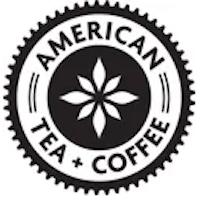 American Tea & Coffee Shop Logo