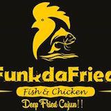 Funk Da Fried Fish & Chicken Logo